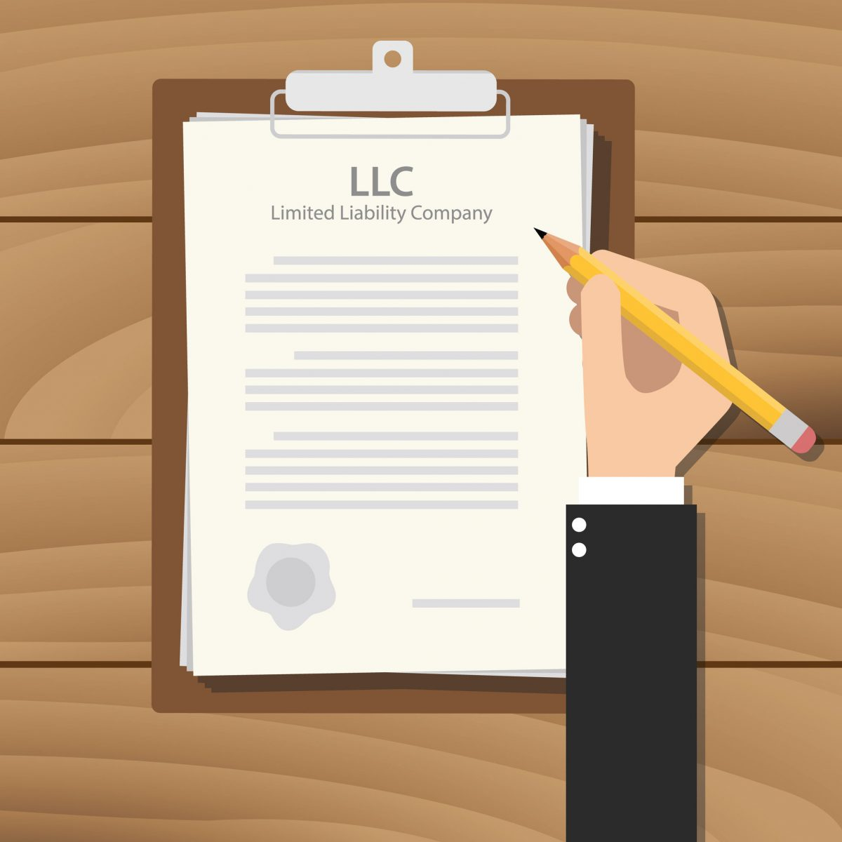 Deciding Whether to Incorporate into an LLC or Inc